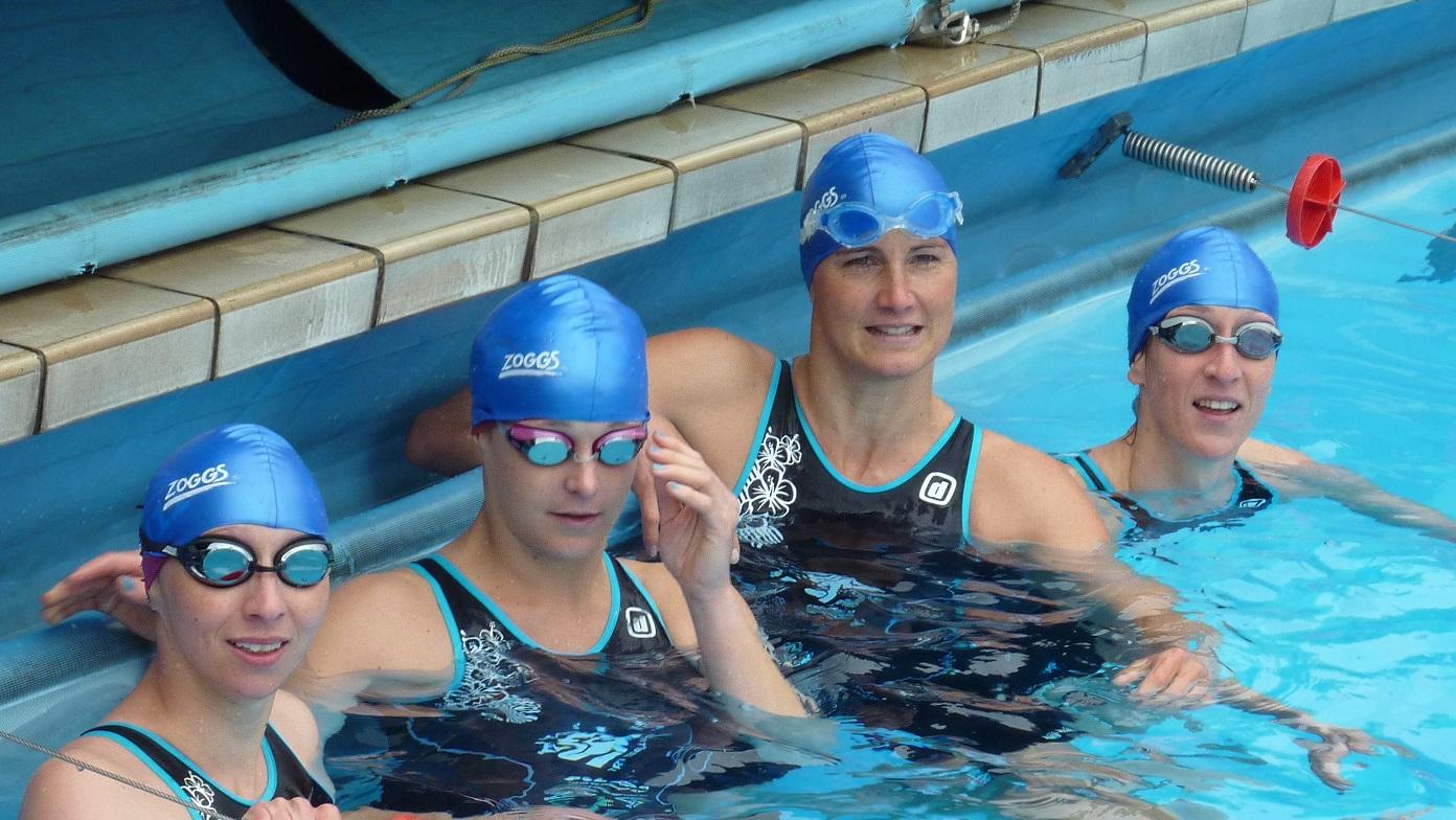 Schwimmstart Gladbeck