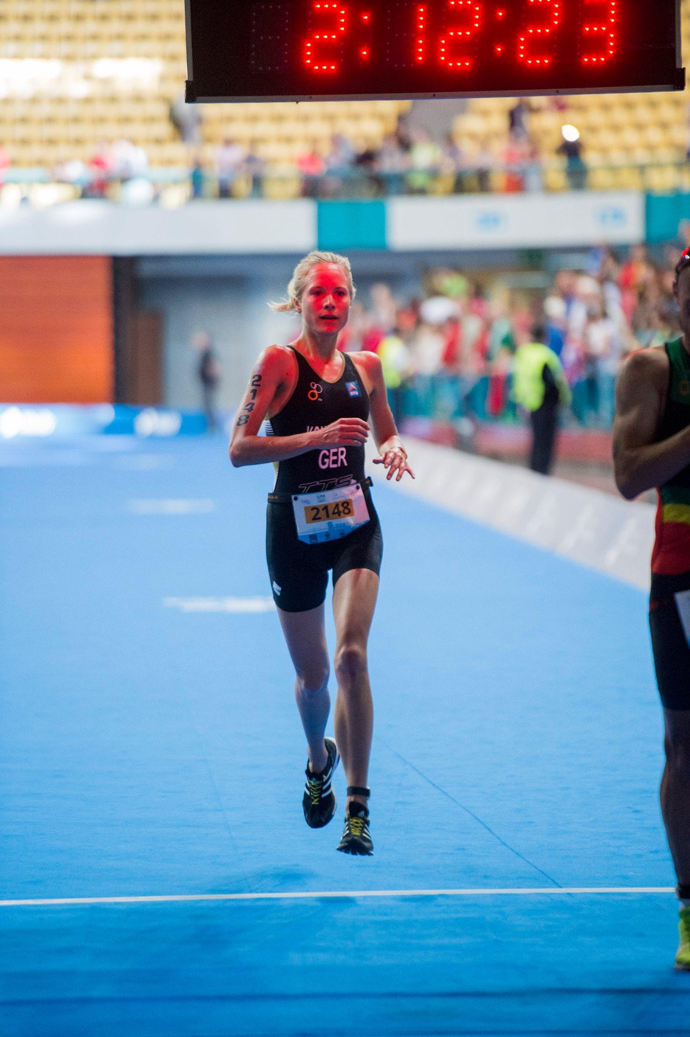 Leonie Wird Europameister 2016 In Der AK25