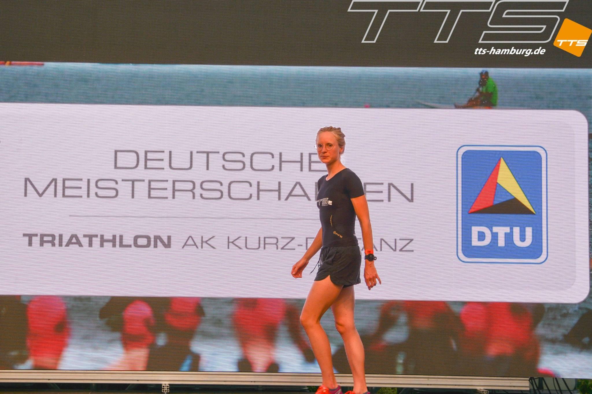 Leonie Ist Erneut Deutsche Meisterin über Die Kurzdistanz!
