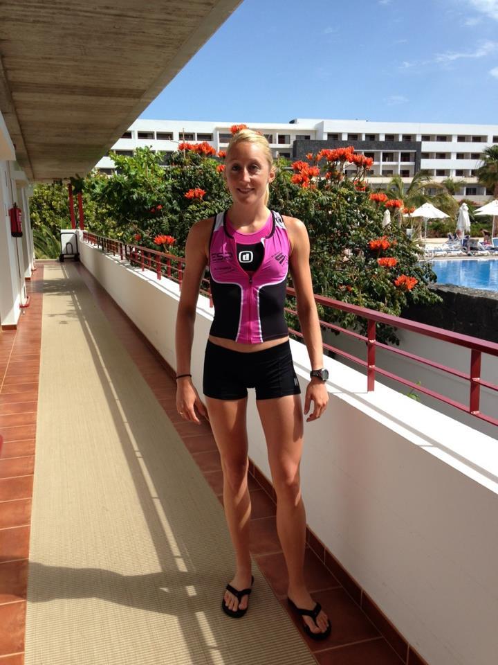 Lydia In Den TOP10 Beim IRONMAN Lanzarote