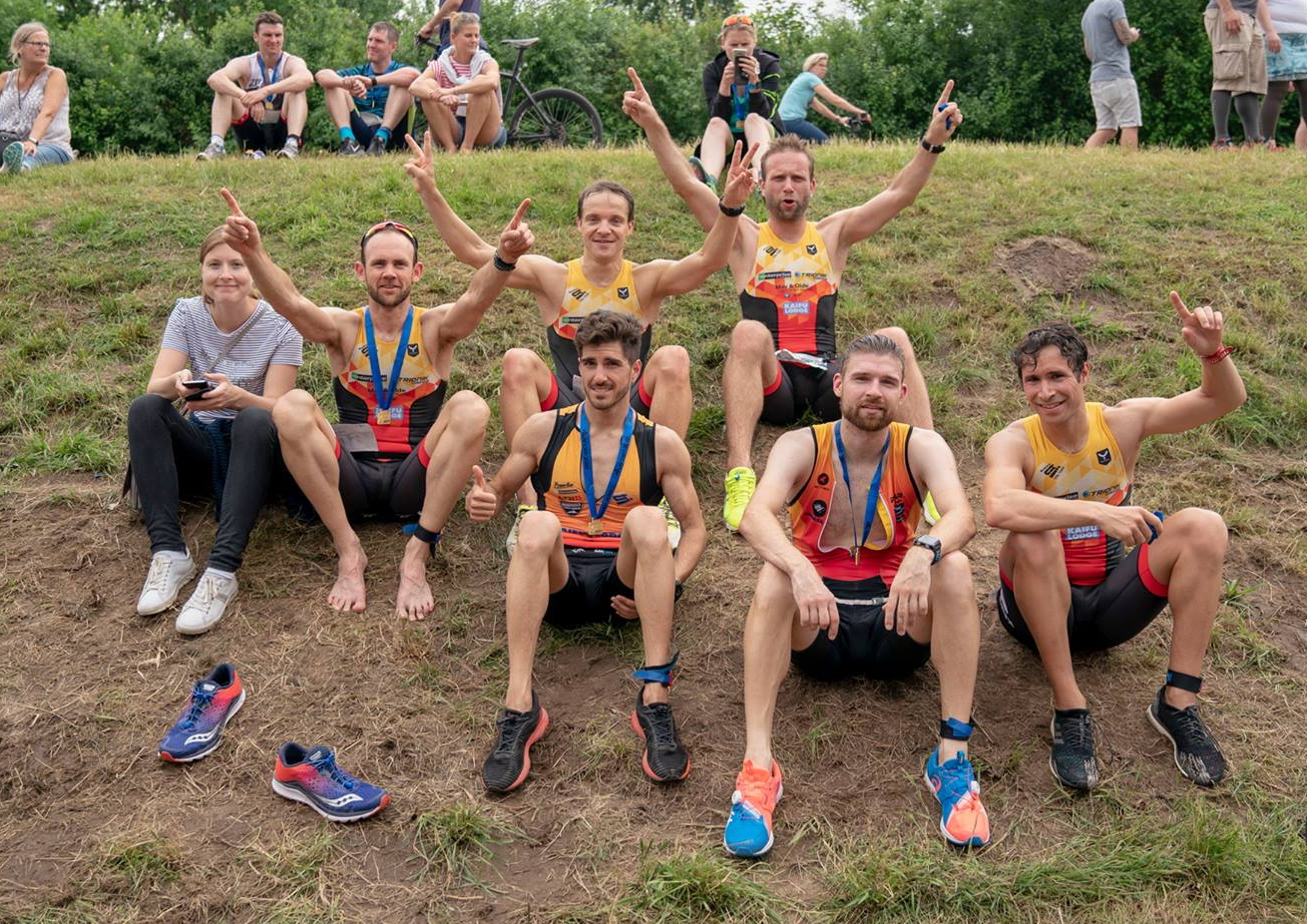 Zwei Rennen, Zweimal Aufs Podium: Erfolgreicher Saisonstart Der Landesliga-Männer