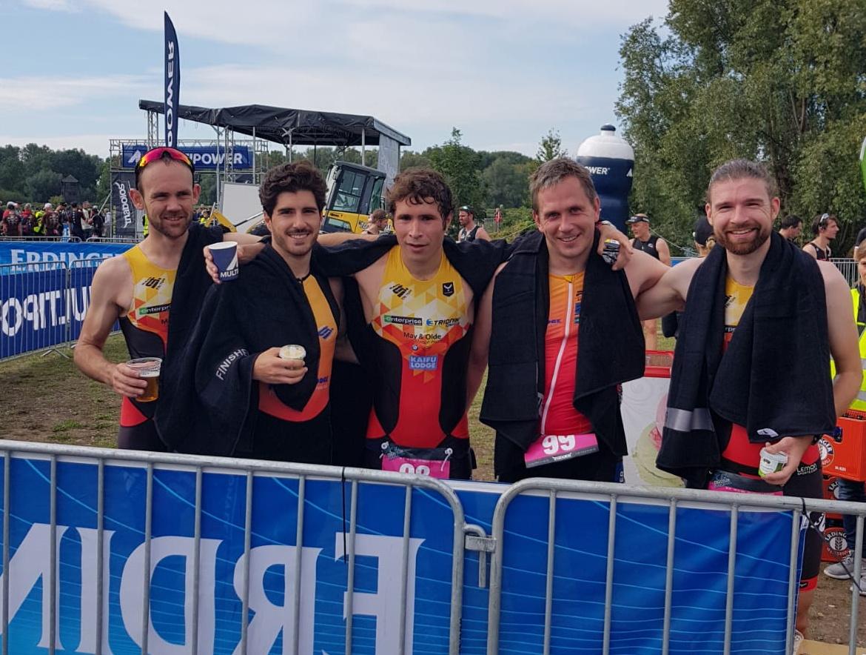 Landesliga Männer: Kaifu Tri Team Beendet Die Saison Auf Platz Zwei